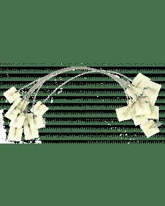 Hofman Plak-anker voor voerdoos tweezijdig + haak