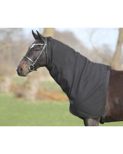 QHP Losse fleece hals