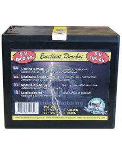 Hofman Batterij Durobat 9V / 165Ah