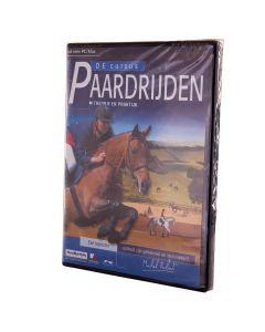 CD-ROM:NL Paardrijden m/MichelRobert theorie en praktijk