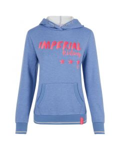 Imperial Riding Sweater met capuchon Royal