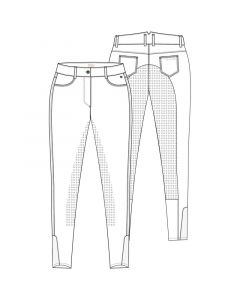 Imperial Riding Riding Breeches Mindset SFS
