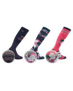 Box with socks Discoball, 30 pair in box Assorti 1 MAAT