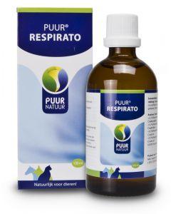 Sectolin PUUR Respirato (voorheen PUUR Luchtwegen) (P) 100 ml