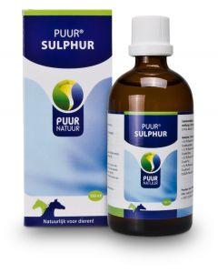 Sectolin PUUR Sulphur (Voorheen PUUR Moc) (P) 100 ml