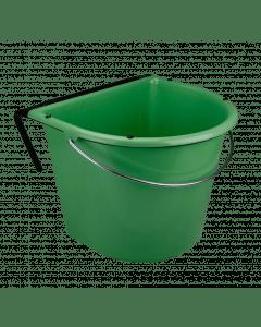 Vplast Voerbak met  ophang en hengsel