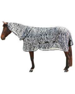 Hofman Vliegdeken Zebra inclusief Nekdeel