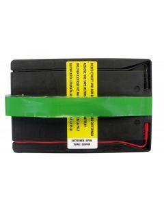 PFIFF Alkaline Batterij 9V/165 AH