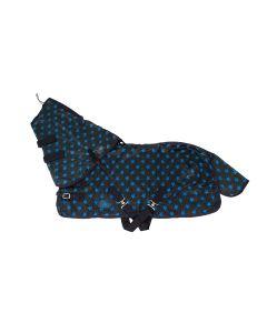 Harrys Horse Combo Vliegendeken Blue Nights