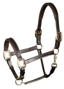 Harry's Horse Halster leder, padded