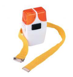 Hofman Rijlaars Lamp oranje/oranje