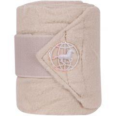 Imperial Riding Bandages fleece 4 stuks