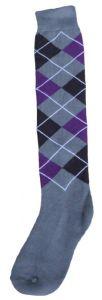 Hofman Kniekous RE 35/38 Purple/Silver