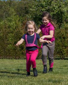 QHP Paardentuigje voor kinderen Pegasus