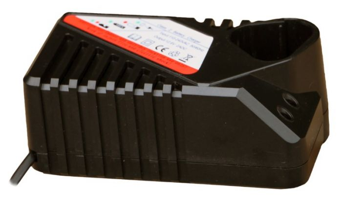 Hofman Clipper CH accu+lader voor CLIP003DE/3DG/4DE/4DG
