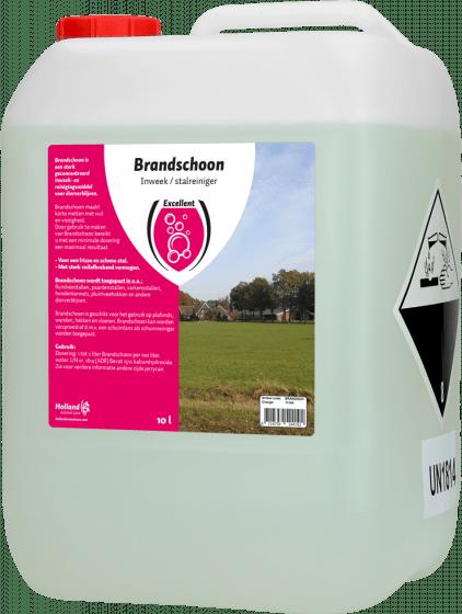 Hofman Brandschoon Stallenreiniger 10L