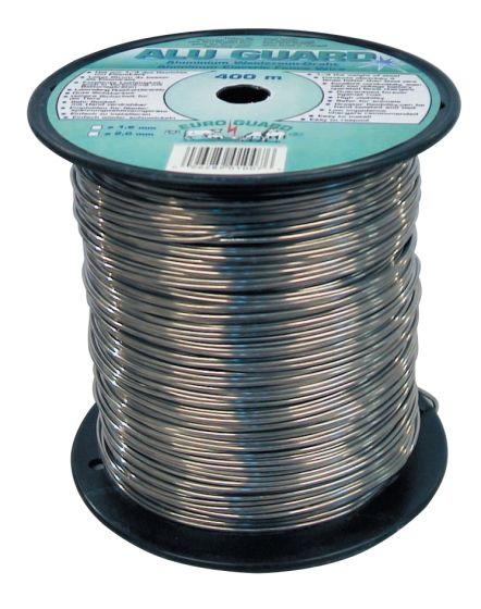 Hofman Draad aluminium 400 m / 1.6 mm