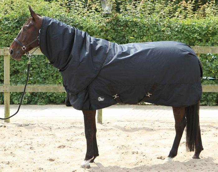 Harry's Horse Outdoor deken Thor 400gr met hals.