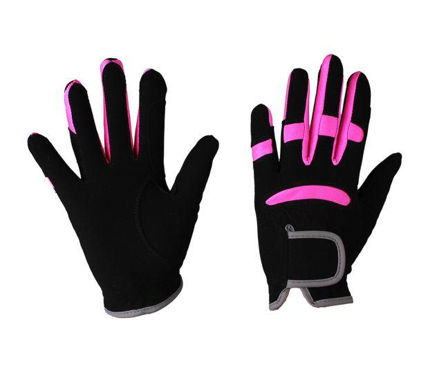 QHP Handschoen Multi Color
