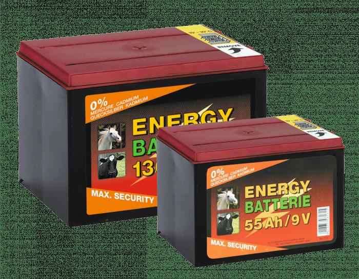 ZoneGuard Batterij EG super 9V / 130Ah