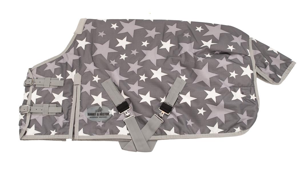 HB Outdoordeken Silver Stars 200 gram