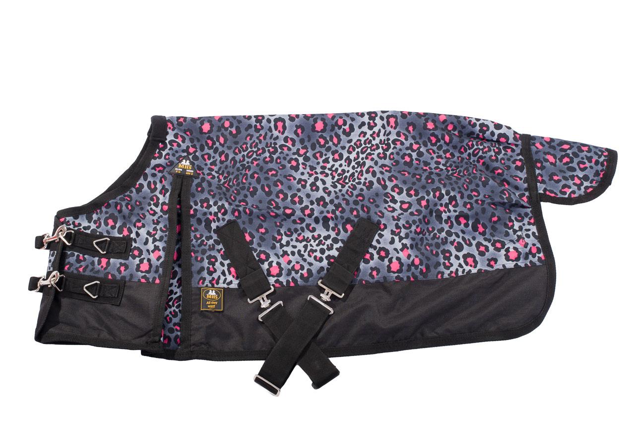 """MHS Regendeken 0gr """"Pink Leopard"""""""