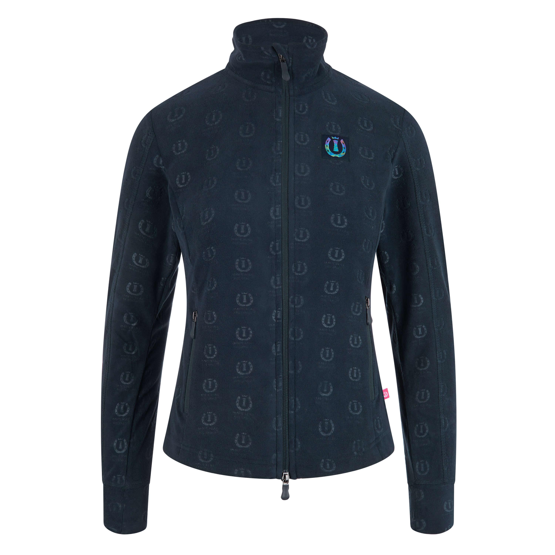Imperial Riding Fleece vest Back 2U