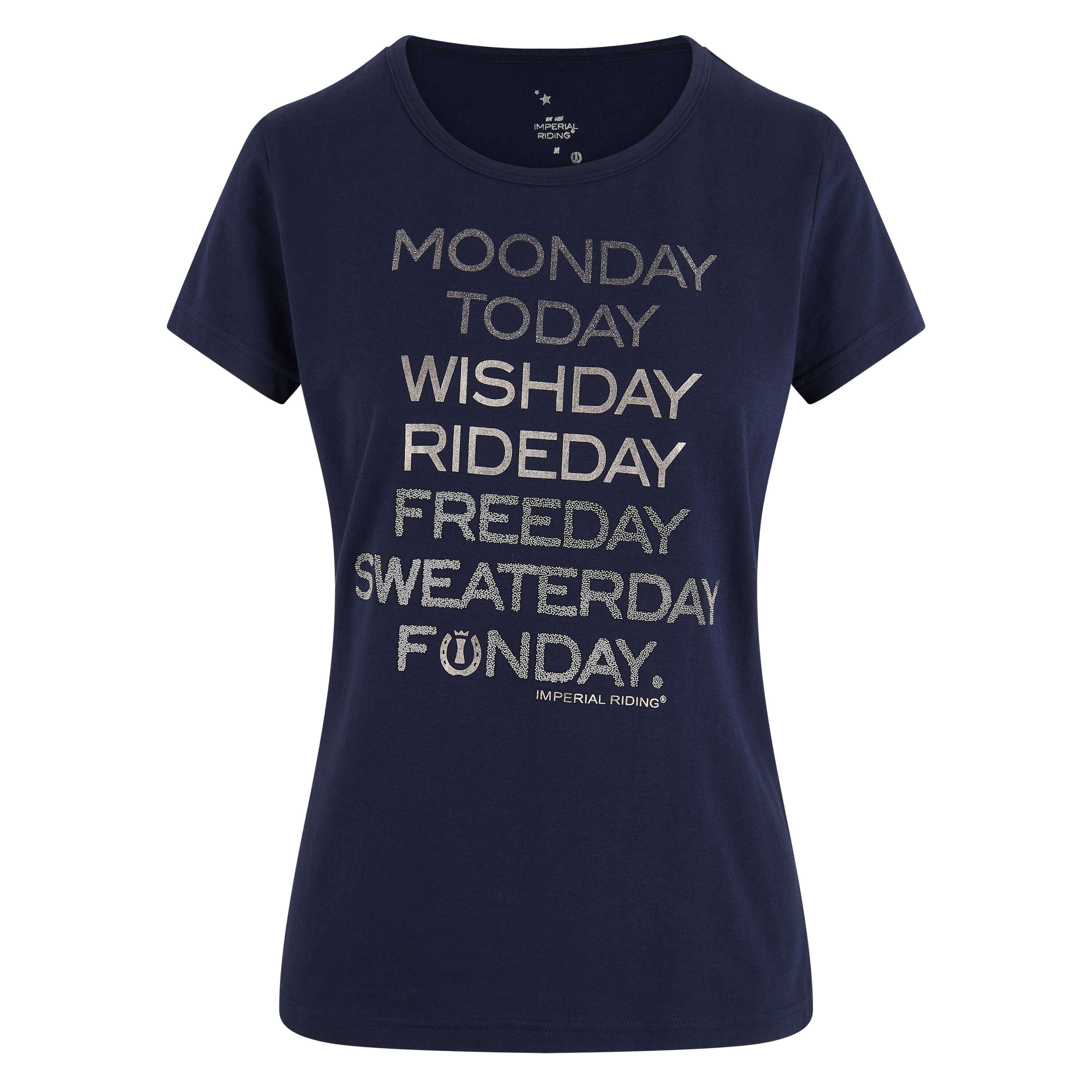 Imperial Riding T-shirt Moonday