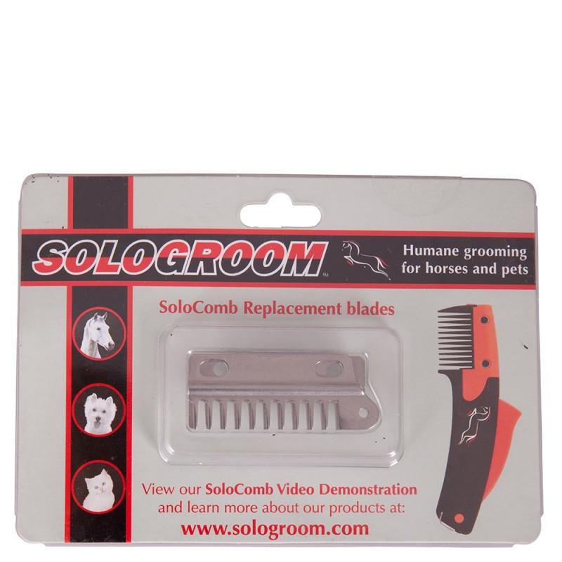 SoloGroom Snijbladen voor Solocomb universeel