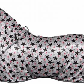 Harry's Horse Vliegendeken met losse hals, grey